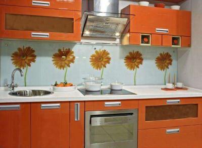 кухонный фартук для кухни в минске