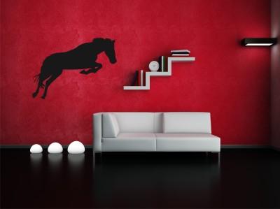 конь в прыжке