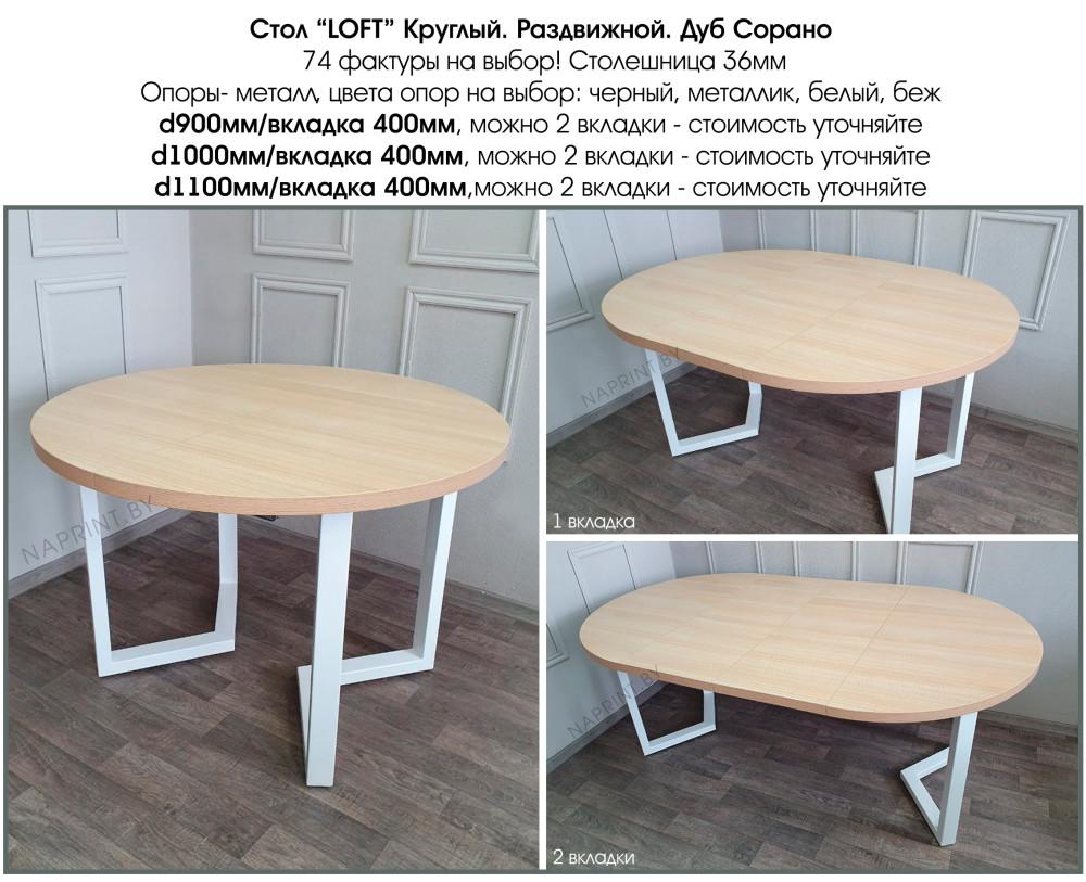 столы кухонные раздвижные круглые купить цена